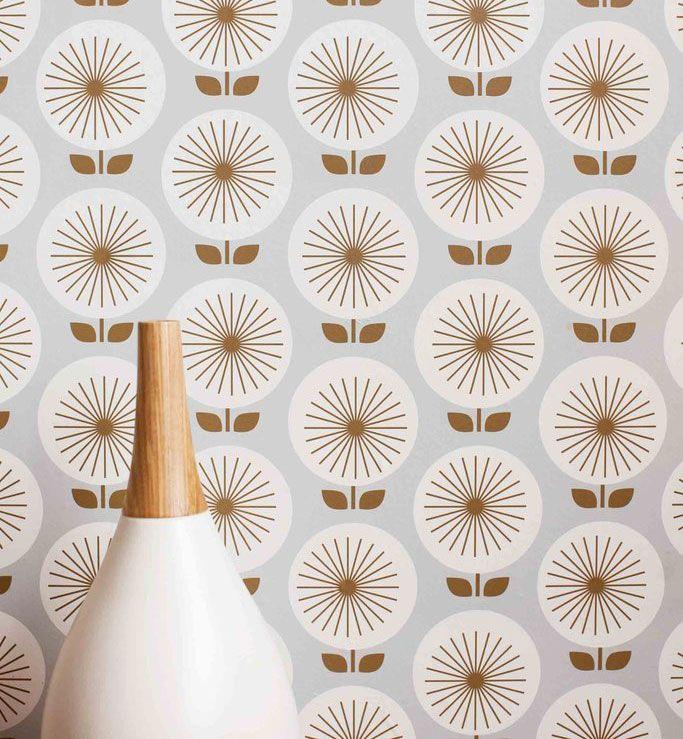 Mid Century Modern Wallpaper Picks Home In 2020 Mid Century Modern Wallpaper Chasing Paper Temporary Wallpaper