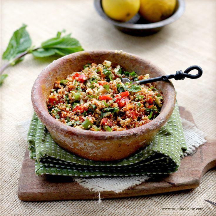 The 25 best quinoa tabbouleh ideas on pinterest quinoa tabouleh quinoa tabbouleh salad forumfinder Images
