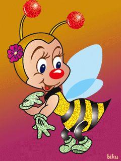 LITTLE FEMALE BEE