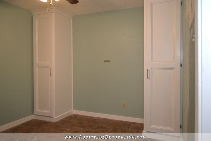 DIY – How to Build Cabinet-Style Closets To Flank Your Bed (Double Your Bedroom Storage!)