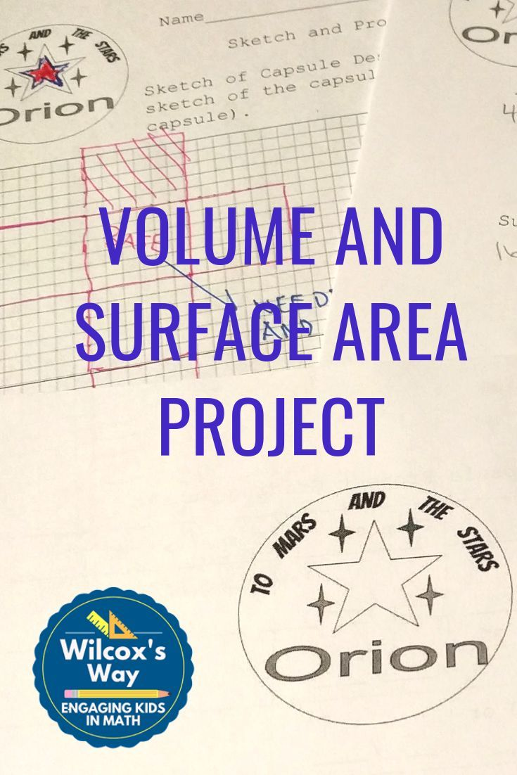 Students Must Use Volume And Surface Area To Create A Capsule To Send Supplies To Astronauts On Mars Middle School Math Math Projects Middle School Volume Math [ 1102 x 735 Pixel ]