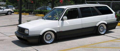 radracerblog:  VW Jetta Wagon mk2