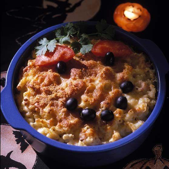 Macaroni and cheese (makaroni og ost) - Opskrifter