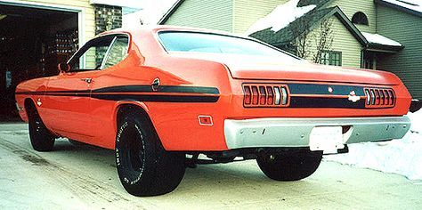 1970 Dodge Demon