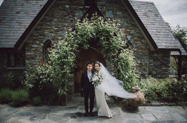 Queenstown Celebrant - Queenstown elopement at Stoneridge Estate with Simply Perfect Weddings