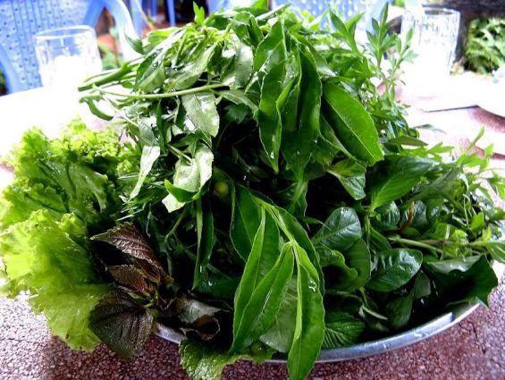 raurungtayninh: Thưởng thức rau rừng TN món quà quý từ thiên nhiên quen thuộc
