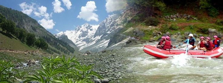 Kashmir Tour Package with Pahalgam for 6 Days - http://www.discover-india.in/kashmir-tours/kashmir-tour-with-pahalgam-6-days.html