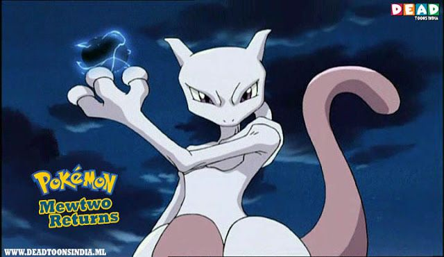 Pokemon Special Movie Mewto Returns Hindi Dubbed Download 720p Hd Pokemon Mewtwo Pokemon Movies Mewtwo