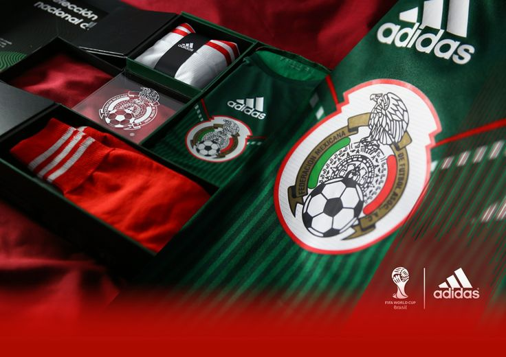 Mexico National Football Team Logo and Colors