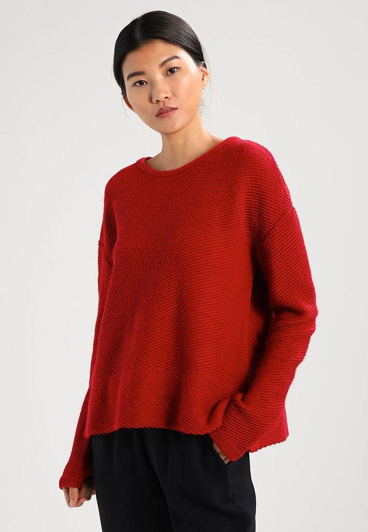 KIOMI Pullover - red - ZALANDO.FR