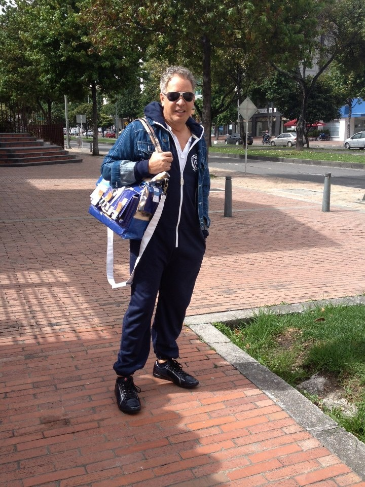 Hernan Zajar, muy bien combinado, Onewix