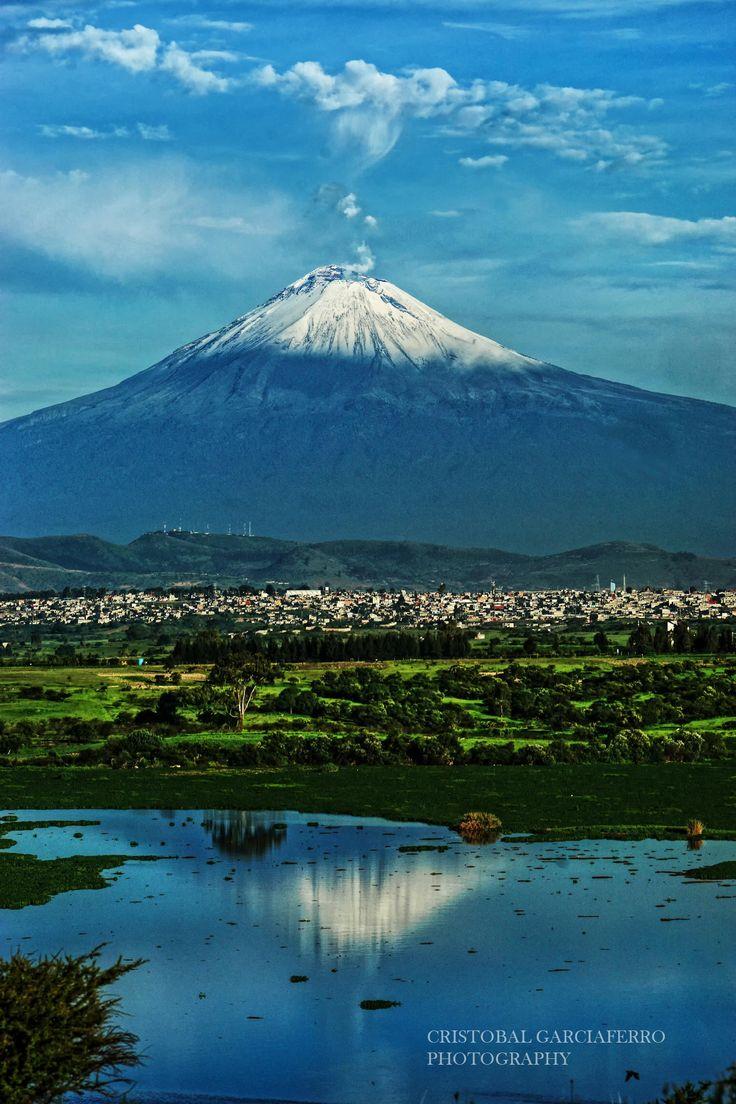 Popocatepetl, Mexico
