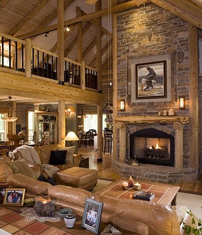Log Homes Are My Love Cabin Life Large And Small Pinterest
