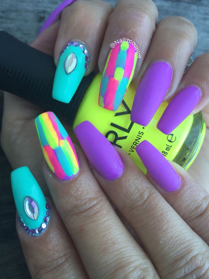 1181 best My nail art all hand painted images on Pinterest ...