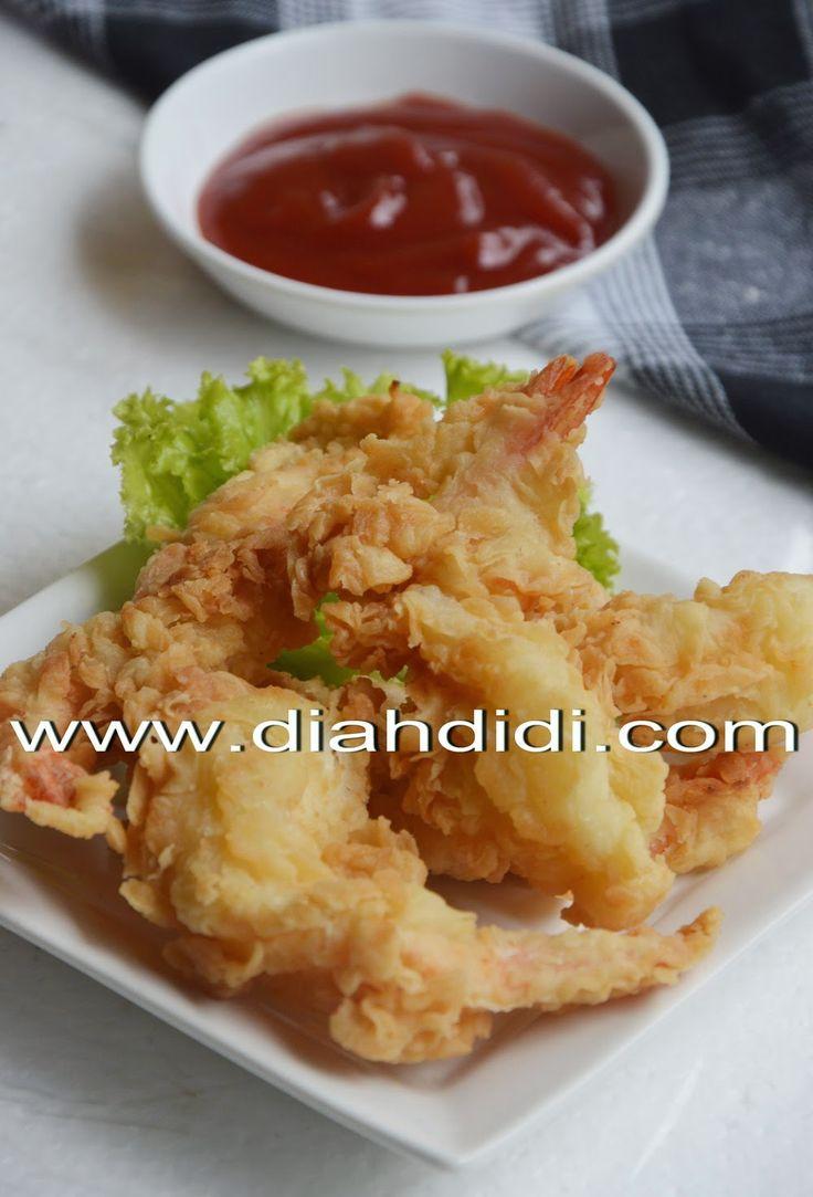 Diah Didi's Kitchen: Udang Goreng Krispi