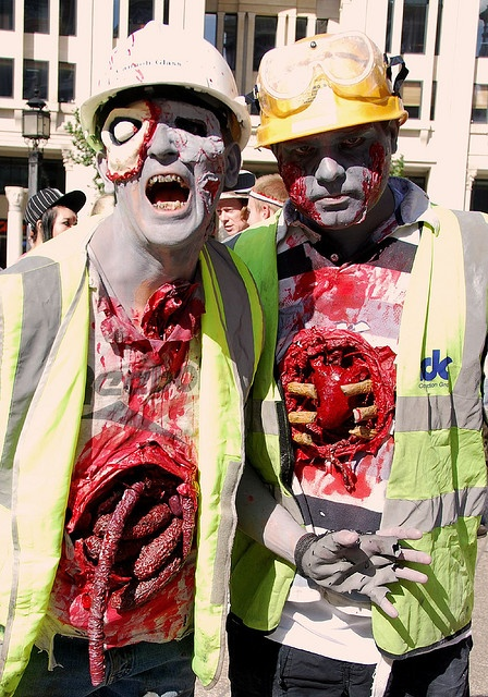 Halloween Construction Worker Costume