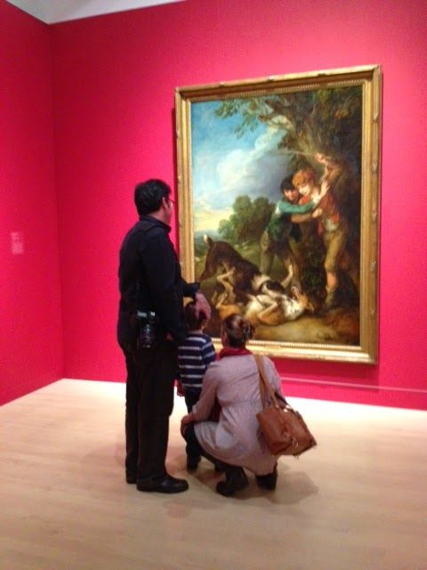 Museum Notes: What Do We Want of Parents?