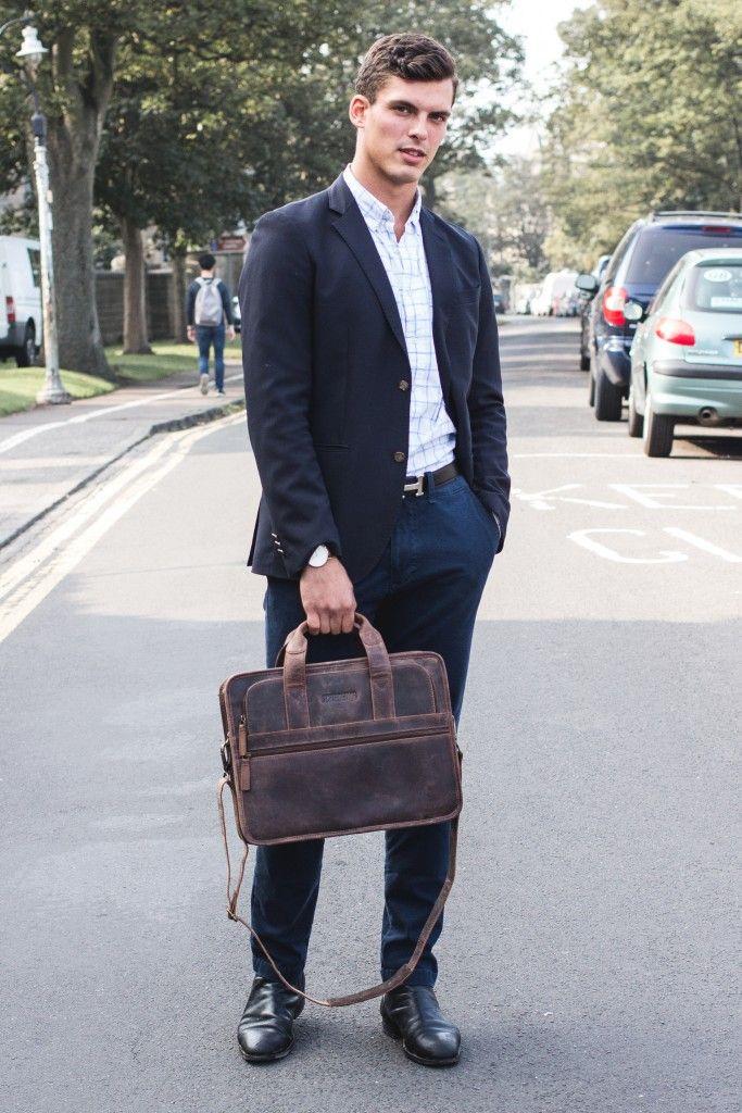 Leather Laptop Bags | by Scaramanga | http://www.scaramangashop.co.uk/Fashion-and-Furniture-Blog/leather-laptop-bags-scaramanga/