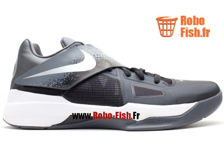 "Nike Zoom Kd 4 ""Eybl"" - Chaussure de Basket-ball Pas Cher pour Homme 473679-008"