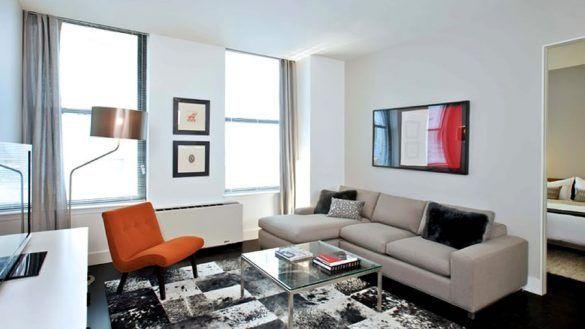 Seating Furniture Living Room Low Height Romantic Modern Rental
