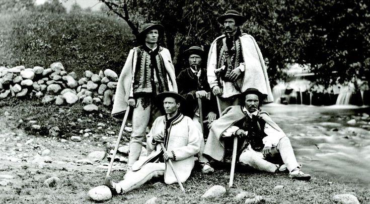 Przewodnicy tatrzańscy 1877 // Tatra Mountains, Poland - mountain guides.