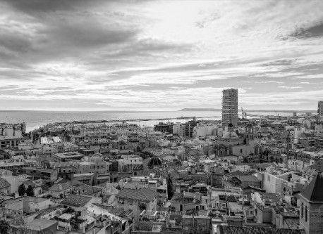 Alicante desde la Ereta_Sergio Valero