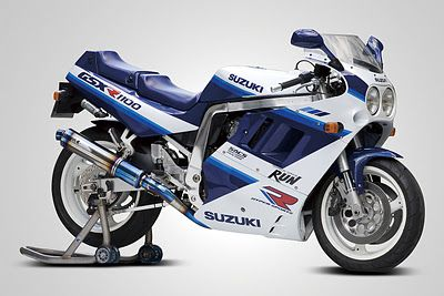 Planet Japan Blog K Factory For Suzuki Gsx R 1100 1989