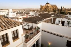 Balcon de Cordoba in Spain. Just 10 rooms and a great rooftop terrace.