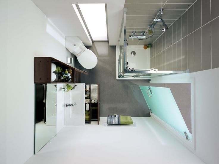 Small bathroom, big ideas. @IdealStandardUK