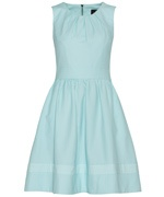 Pretty pastels, just in time for spring. CUE - Contrast Hemline Dress.