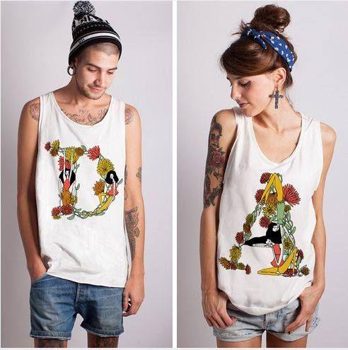 Costalamel & Lara Costafreda #illustration #abecedarium #alphabet #tshirt