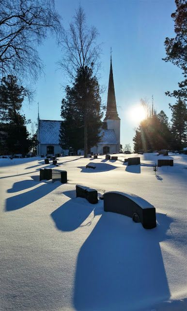 LENS and COVER: Vinci | Android App - Tornio Old Church