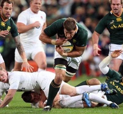 Springboks rugby....SA