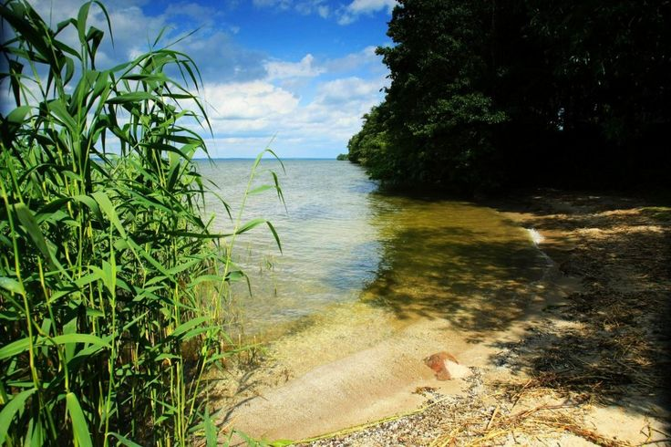 Masurian Lake District, Sniardwy Lake, Poland http://studyfun.pl http://blog.studyfun.pl