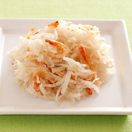 切り干し大根の即席甘酢漬け   伊藤朗子さんのおつまみの料理レシピ   プロの簡単料理レシピはレタスクラブニュース
