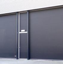 Top 14 ideas about puertas residenciales residential - Puertas acristaladas exterior ...
