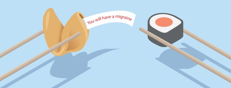Figuring out how and when to take medication during the early signs of a migraine attack can take time and confidence.