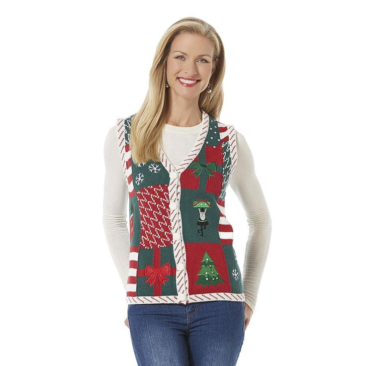 11 best Ugly Christmas Sweaters images on Pinterest | Ugliest ...