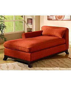 chaise lounge orange chaise lounge chair living room