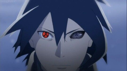 So What Exactly Is Up With Sasukes Rinnegan Well The Answer Simple
