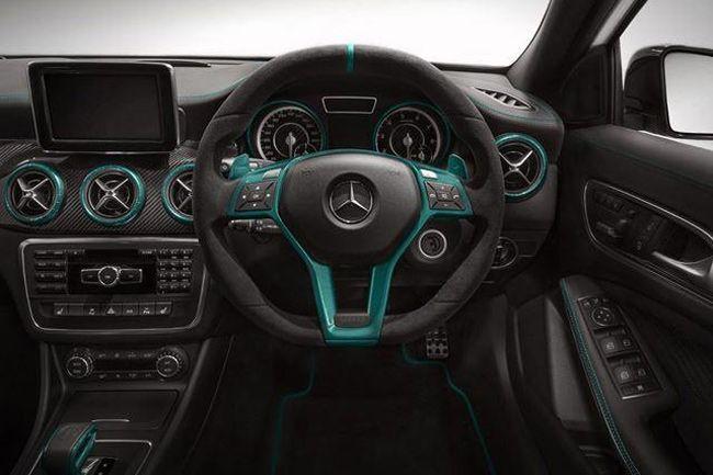 Mercedes-A45-AMG-Petronas-Green-Edition-volante