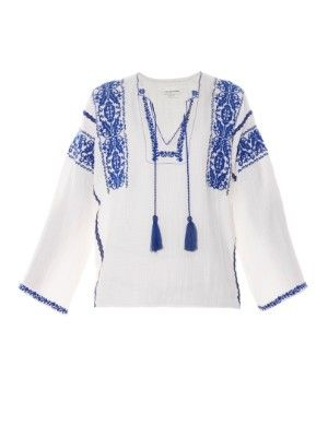 Vince embroidered blouse | Isabel Marant Étoile | MATCHESFASHION.COM US