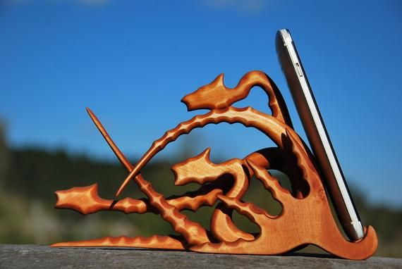 gift game of thrones dragon gift for her boyfriend gift girlfriend dragon fantasy phone stand iphone