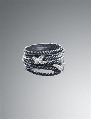 69 best david yurman images on pinterest david yurman for Premier jewelry cross ring