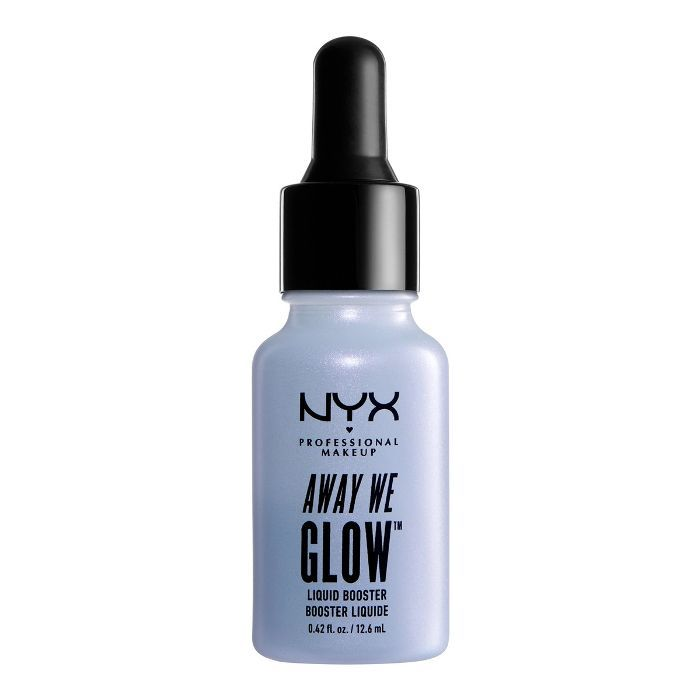 Nyx Away We Glow Liquid Booster In Zoned Out Nyx Away We Glow Professional Makeup Nyx Professional Makeup