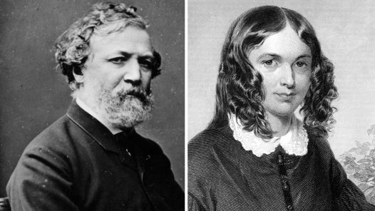 the life works and romance of elizabeth barrett The 573 love letters between 19th century poet elizabeth barrett and her future   late 30s when browning first wrote her in 1845 to tell her he admired her work   who she could share a seriously important part of her life with.