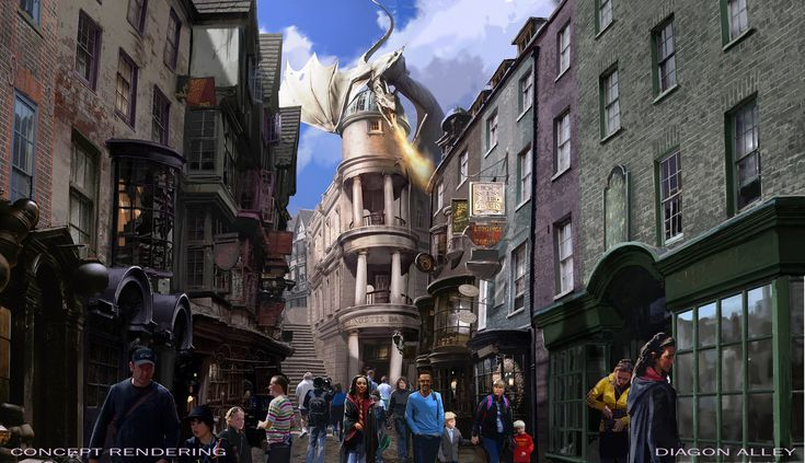 Revelio! Hogwarts Express gets ready to roll at Universal Studios Florida (Photo: Universal Orlando Resort)