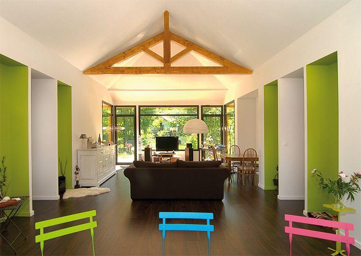 Maison bois collection cottage
