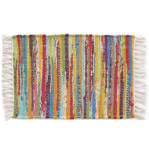 Extra Weave USA Vintage 13-Inch by 19-Inch Placemat by Extra Weave USA. $13.80. Cheerful vintage look. Placemat by Extra Weave. 13 By 19-inch; made in India. Made of hand-woven cotton. Machine wash separately in cold water, gentle cycle. Extra Weave's Vintage placemat measures 13 by 19-inch. Made of cotton, this placemat is durable; cotton is a renewable and biodegradable resource that is also naturally strong and soft to the touch. Hand-woven. Cheerful, vintage look. Mac...