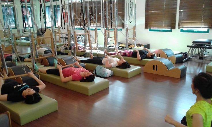 #pilatesJakarta
